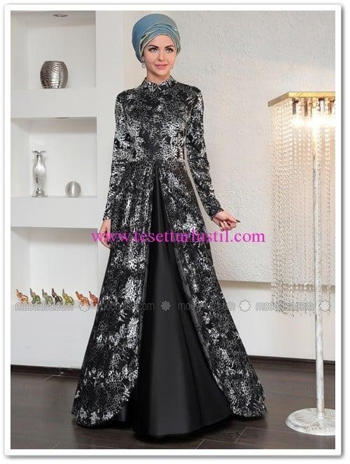 desenli-kadife-abiye-elbise-siyah-dilek-koroglu