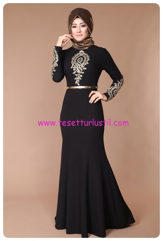 dantel-aplikli-balik-abiye-elbise-rz6001-siyah-modaselvim
