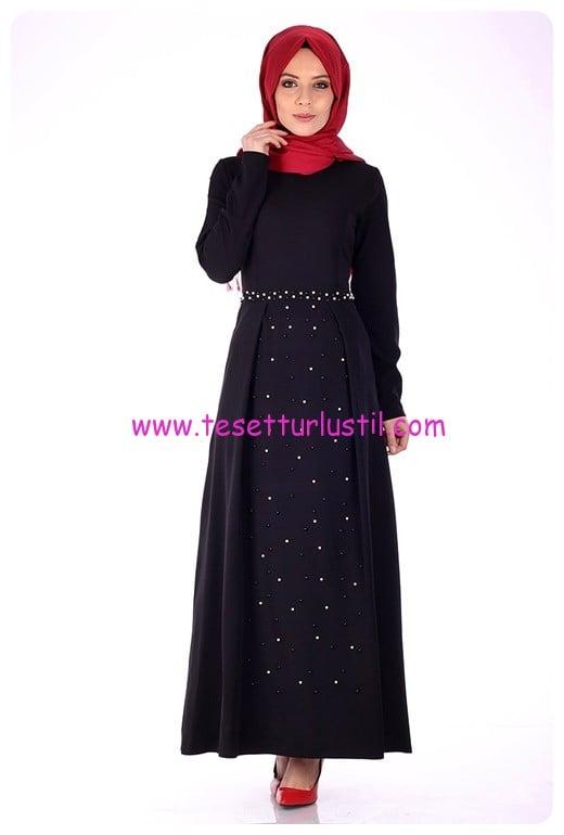 inci-detayli-abiye-elbise-0212-siyah-kiraz giyim