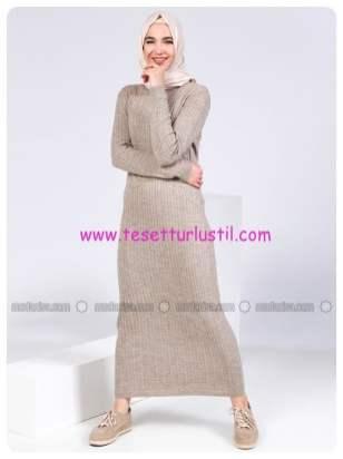 triko-elbise-vizon-everyday-basic