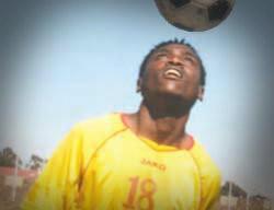 Professional Play Samyuma Alexander of Eritrea