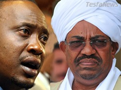 Will the U.S. do what it did with Omar al-Bashir of the Sudan to Kenyatta?