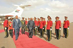 Sudan-Eritrea relation will serve as a model to other African countries to follow
