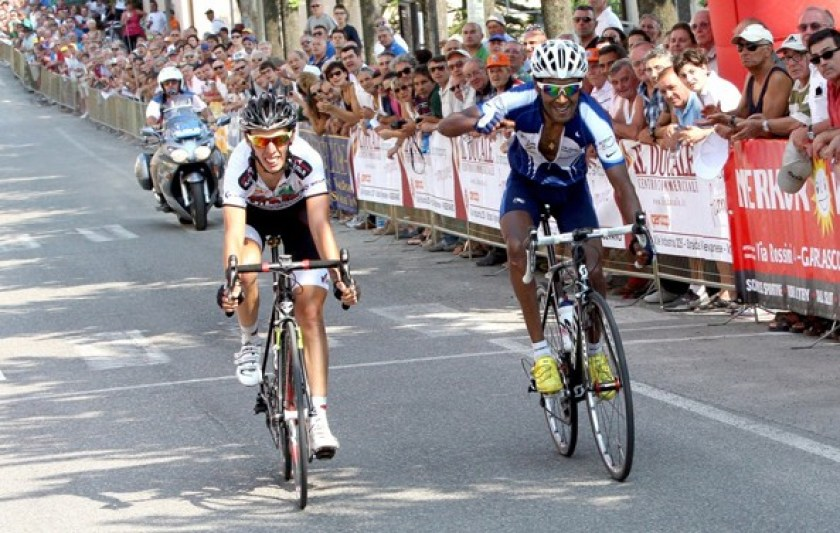 Merhawi Kudus wins Freccia dei Vini earlier this year