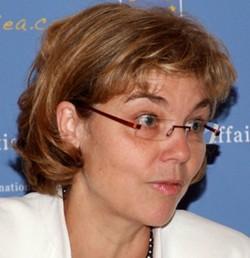 The bigot Dr. Mirjam van Reisen