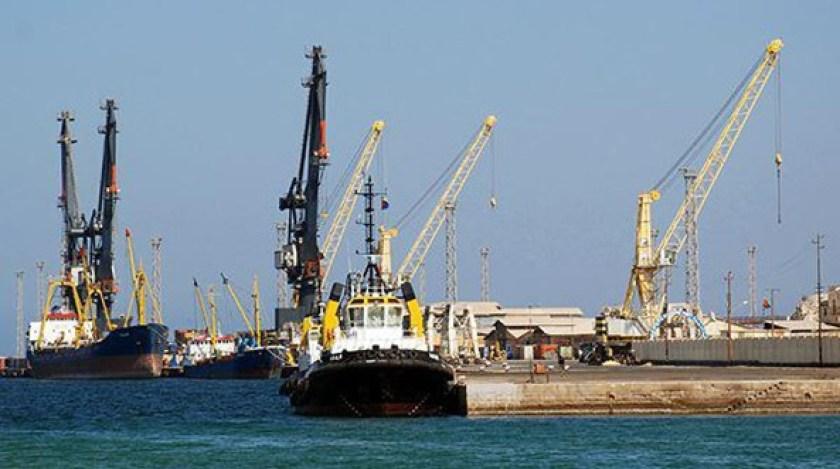 Massawa port