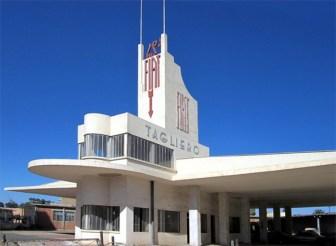 The Futurist building Asmara