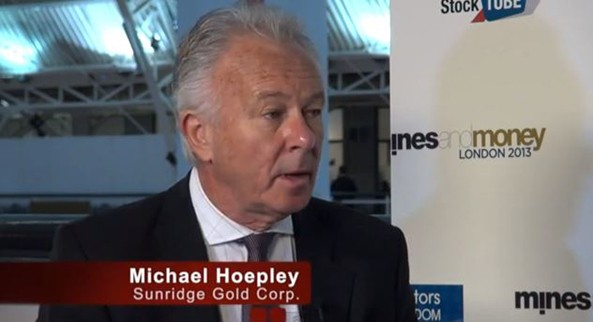 "Sunridge is ""a Buy"" If Mining Permit Attained in Q2"