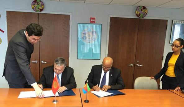 Eritrea and Kyrgyz Republic agreed to establish formal diplomatic ties