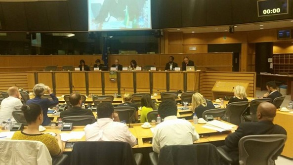 Ogaden and Ethiopian hearing conference at EU House of Parliament