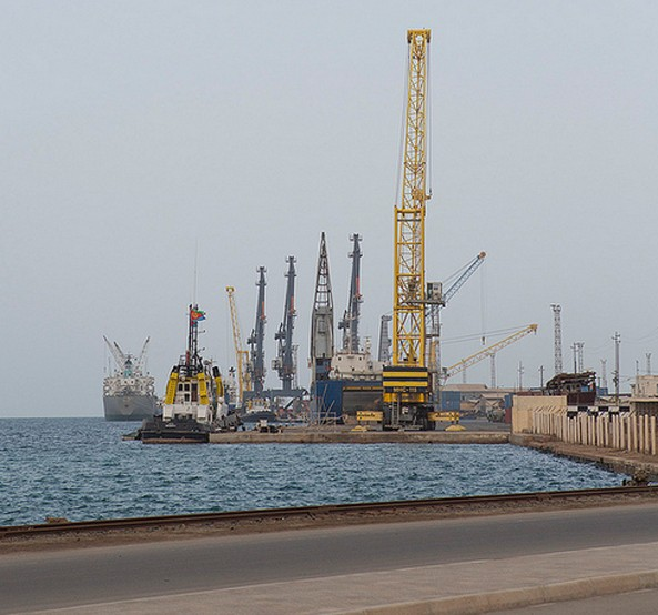 Loading and unloading capacity of Massawa Port upgraded to 1,500 tones a day