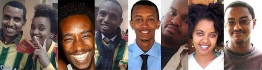 Stop Pampering the Ethiopian tyrants. It's a regime that feels threatened by bloggers in a country where internet penetration is 0.01%