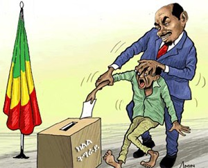 As the 2015 general election started casting its gloomy shadow over Ethiopia, the TPLF led government in Addis Ababa scrambled to secure its much needed support from its base Tigray region