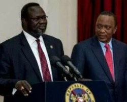 Kenya's red carpet reception to the rebel leader was an insult to the sitting president Salva Kiir