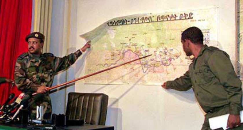 Ethiopia: Why General Tsadkan Broke into Tears in the 1998-2000 Border War with Eritrea?