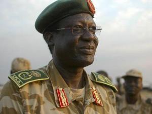 """Un-named neighboring country"" is arming the rebels"" - Gen. Paul-Malong Awan"