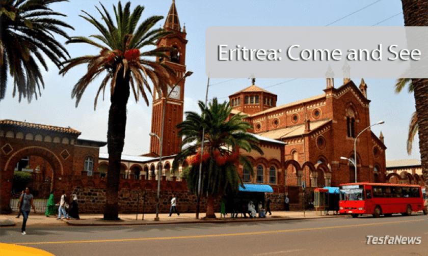 Eritrea, an island of peace and harmony