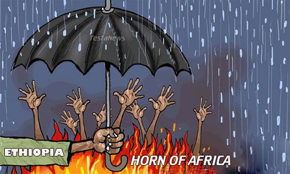 The Horn of Africa region had been on the receiving end of the erroneous, immoral, unjust, militaristic and adventurous policies of the United States.