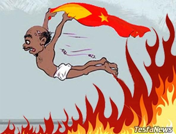 Ethiopia's 24hr Blue Revolution Starts, Police Use Brute Force, Detain Opposition