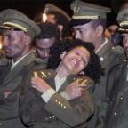 <Ethiopian General Seeks Asylum in the U.S.