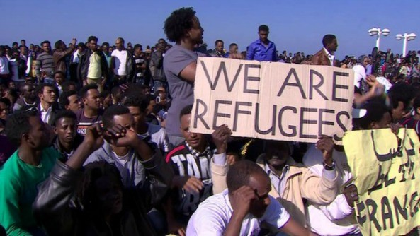 According to the Danish Immigration Service fact-finding report, 99.9% of all Eritrean asylum seekers are Economic migrants