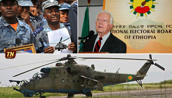 Elections and Helicopter – an Ethiopian Drama