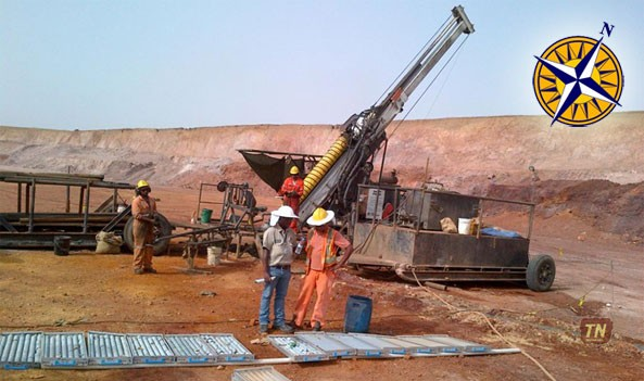 Bisha and Hareana primary and inferred resource deposit grew after drilling programs