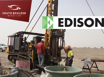 Edison Initiates Coverage on South Boulder Mines