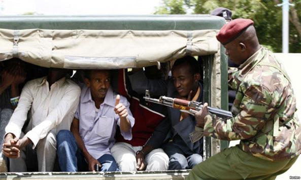 Kenya Arrest 140 Illegal Ethiopian Immigrants