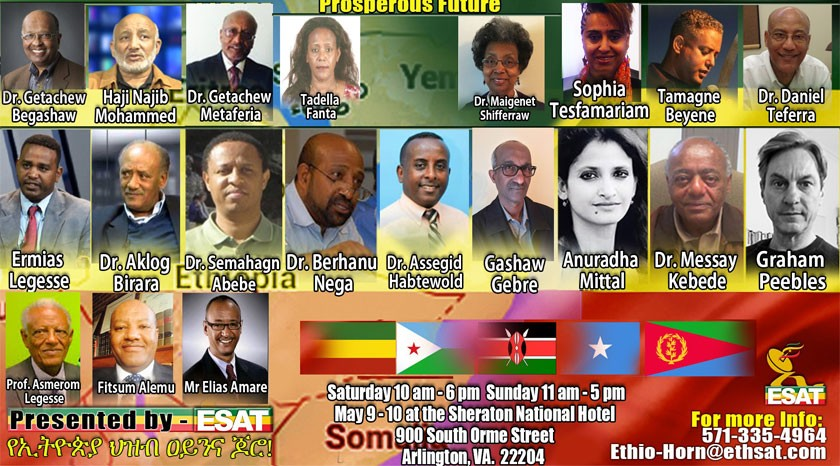 Eritreans and Ethiopians to engage in the Horn of Africa conference