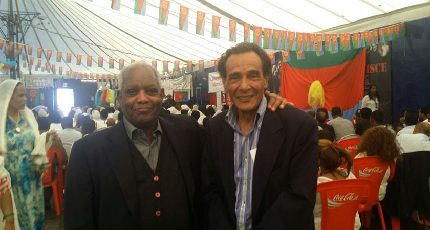 Eritrean Cycling Legends – Tesfalidet and Salambini