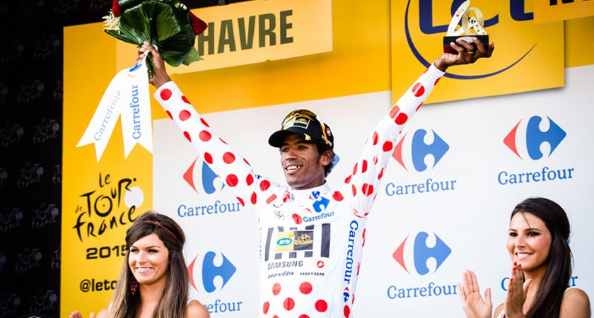 From Eritrea with love – Tour de France