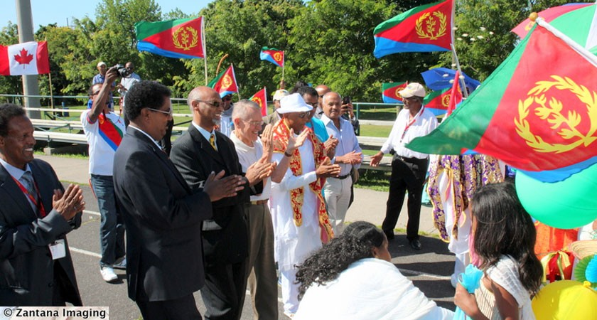 The 15th Festival Eritrea in Toronto Begins