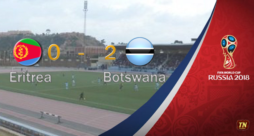 Eritrea Vs Botswana: Match Report and Analysis