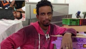 Lynched Eritrean Asylum Seeker Habtom Zerom