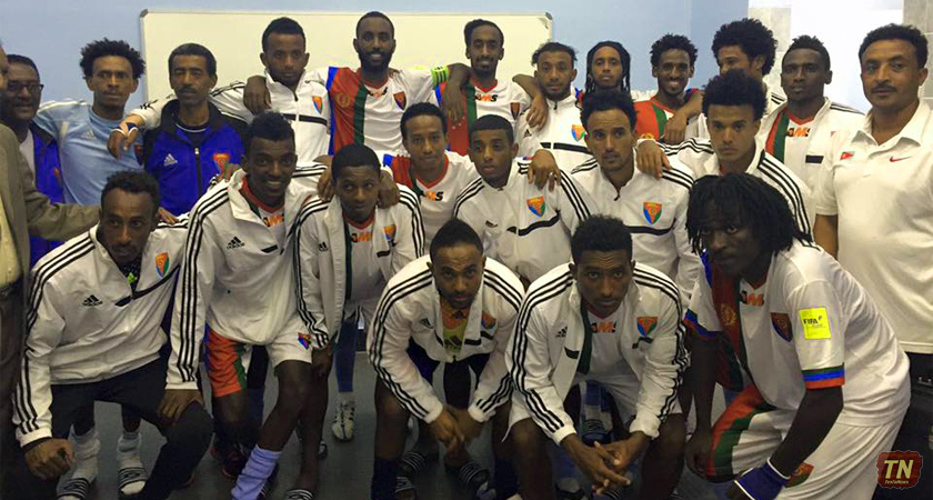 The Defection of Members of the Eritrean National Soccer Players in Botswana