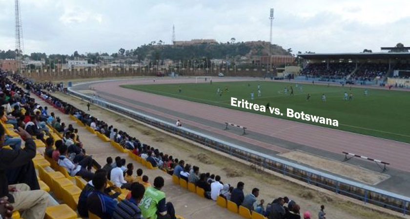 After a Long Hiatus, Eritrea Returned to International Soccer Games
