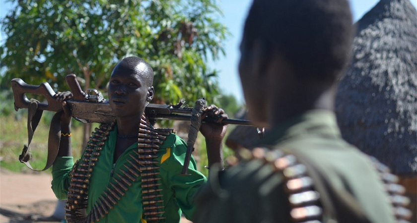 Another Peace Deal Unravels in South Sudan