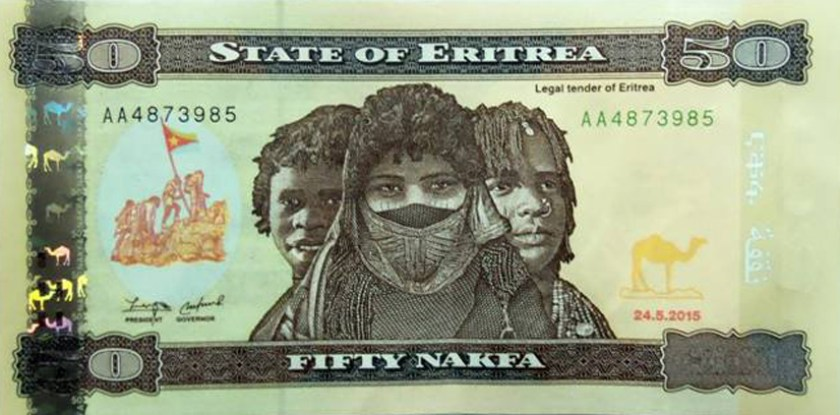 The Nakfa - More than a currency name.