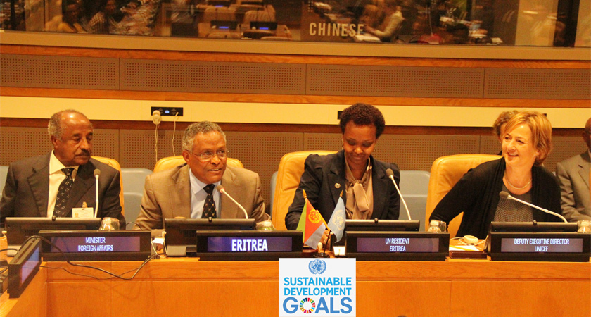 Eritrea's Transition to Sustainable Development Goals