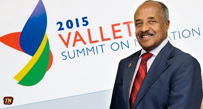 Eritrea Participates at the EU-Africa Summit on Migration