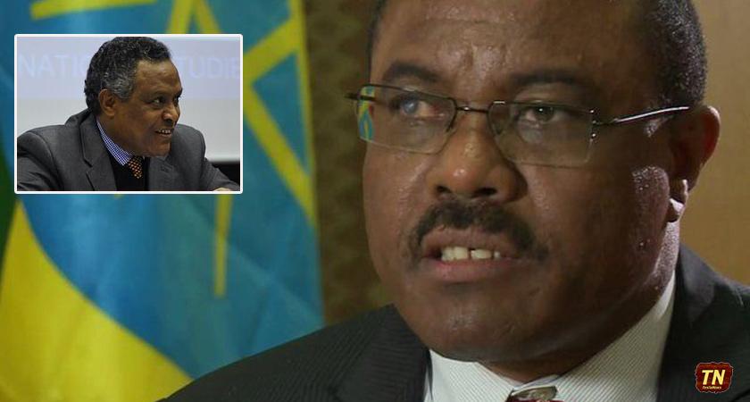 "Eritrean Envoy Raps Ethiopian PM for ""Pathetic"" Remarks"