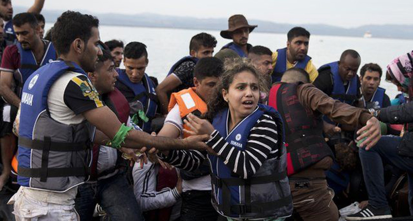Europe Can't Take Any More Refugees: French Prime Minister