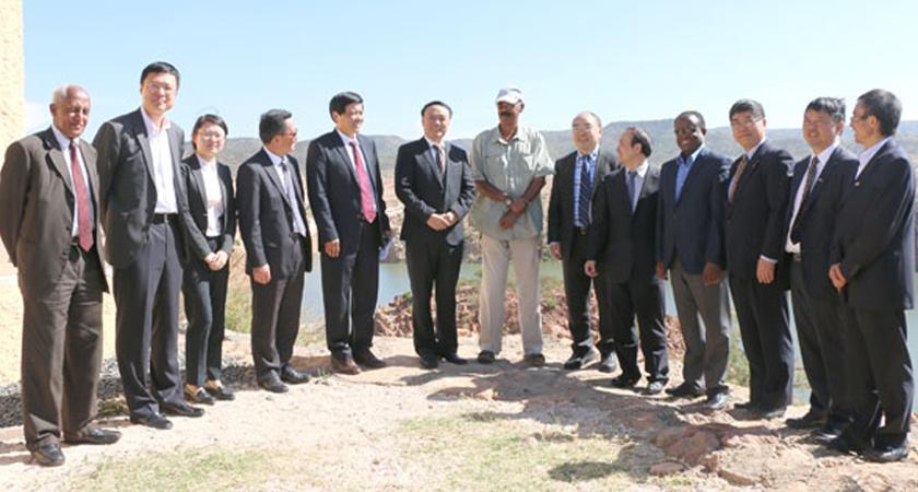 President Isaias Afwerki Receives Chinese Delegation