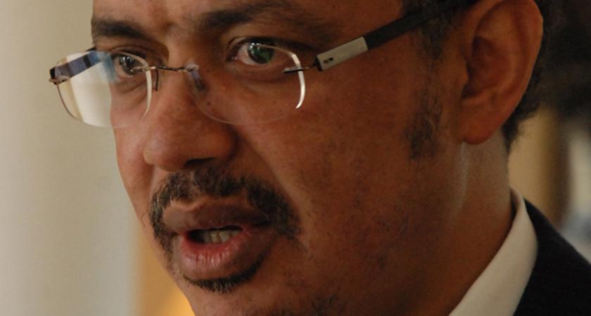 Tedros Adhanom interview VOA