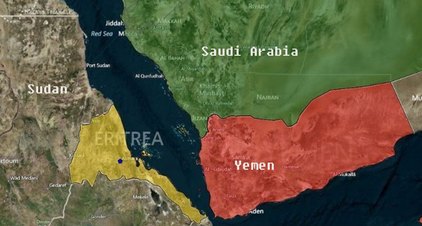 Anatomy of the Lie:  Eritrea, Saudi Arabia and the Gulf States