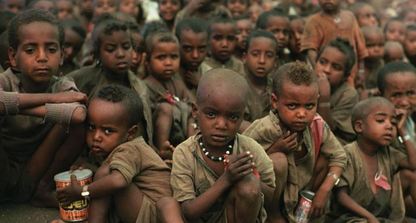 Ethiopian-Famine