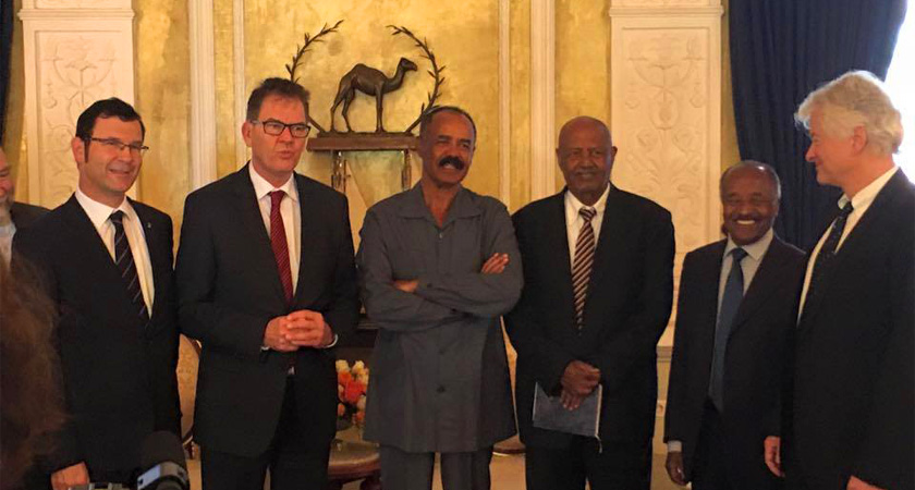 TPLF Troubled by Renewed EU-Eritrea Relation