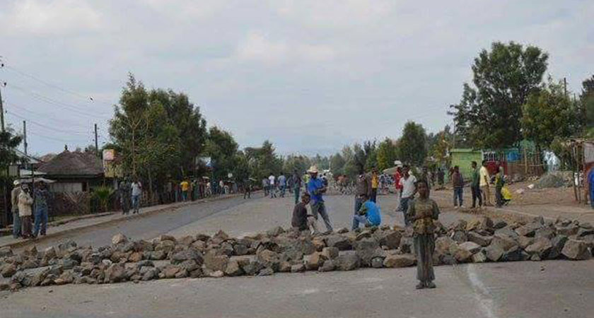Ethiopia Security Forces Kill up to 50 Protesters
