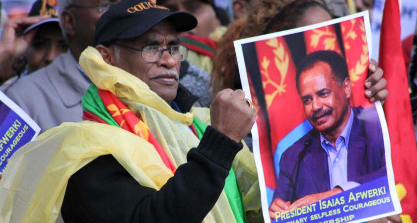 The Government of Eritrea welcomes the decision to lift the sanctions